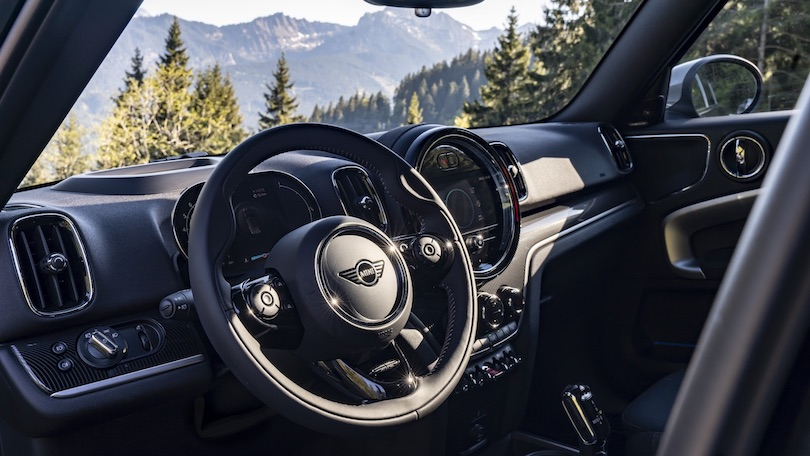 Abitacolo di mini countryman 2020