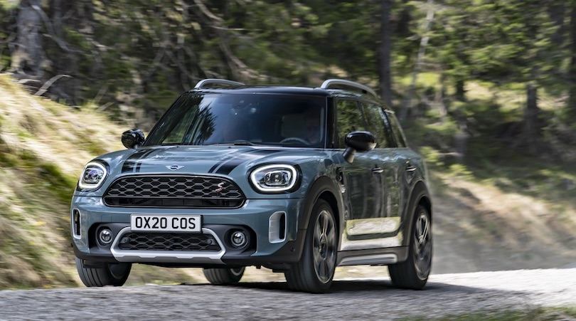 Mini Countryman restyling