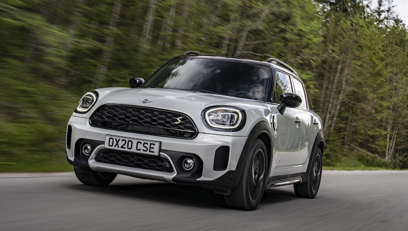 batteria di mini all4 cooper Se countryman ibrida