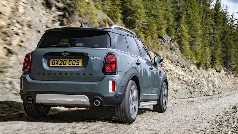 countryman ibrida plug in 2020