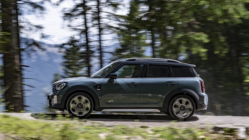 dimensioni di mini countryman 2020