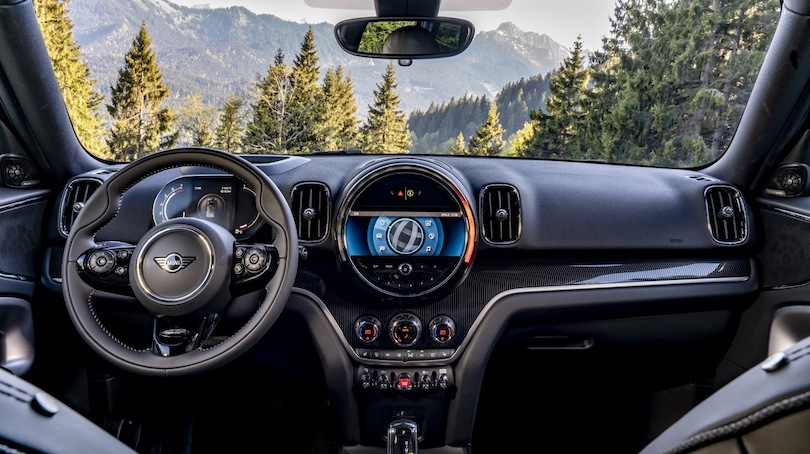 telematica mini countryman 2020