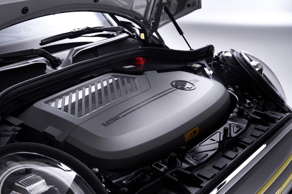 Motore di MINI Elettrica