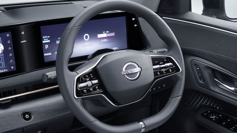 Adas di Nissan Ariya