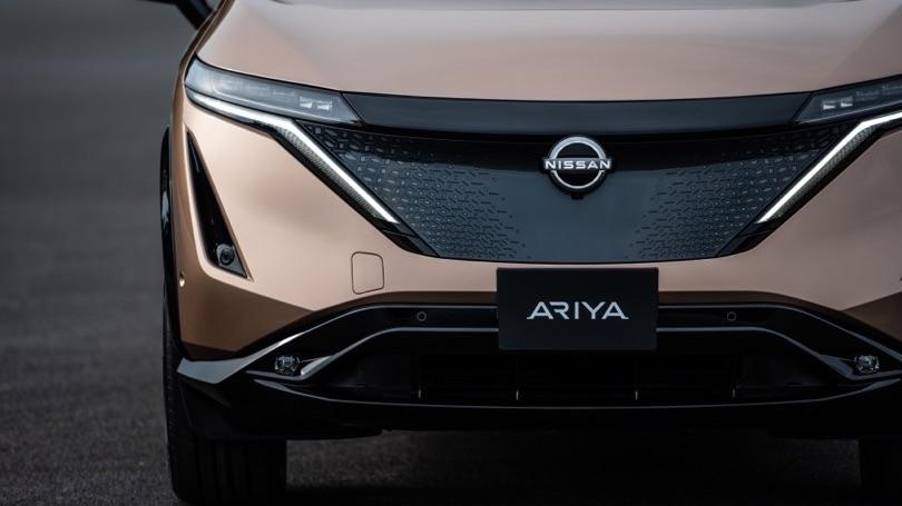 Autonomia di Nissan Ariya