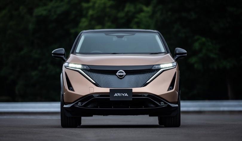 Prestazioni di Nissan Ariya