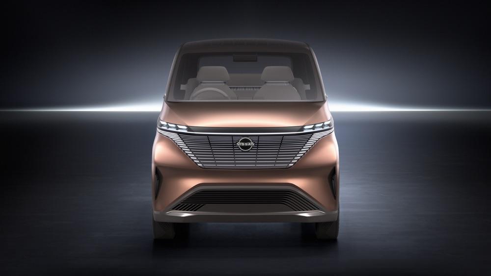 Dimensioni di Nissan IMk Concept