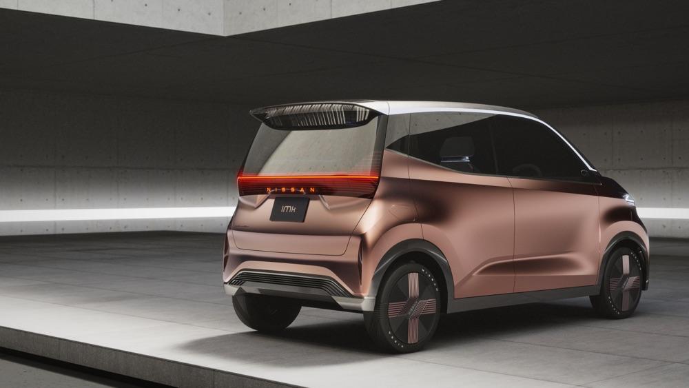 Nissan IMk Concept ProPilot Remote Park