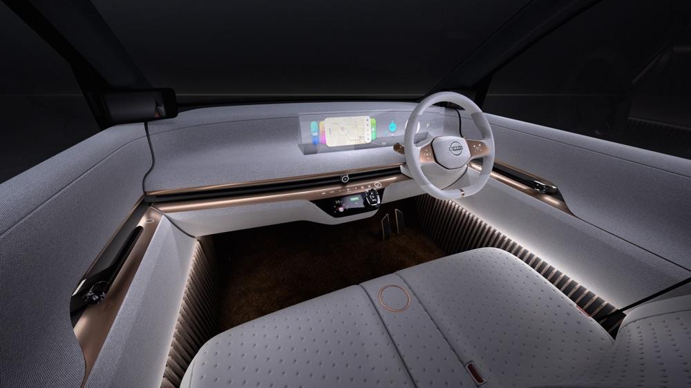 Nissan IMk Concept caratteristiche