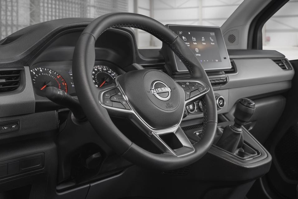 Nissan Townstar volante
