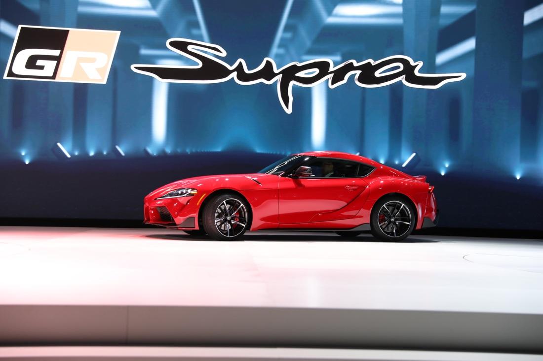 Dimensioni di Toyota Supra 2019