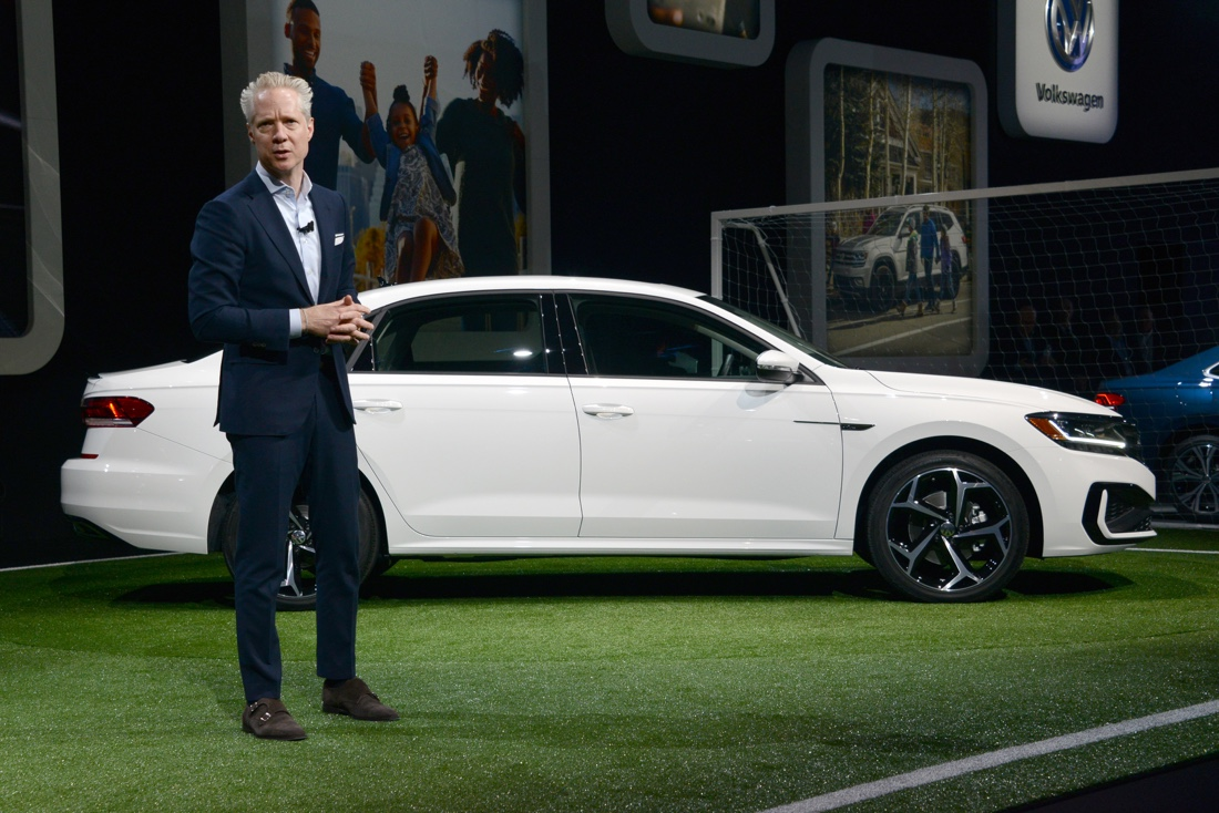 Nuova Volkswagen Passat 2020