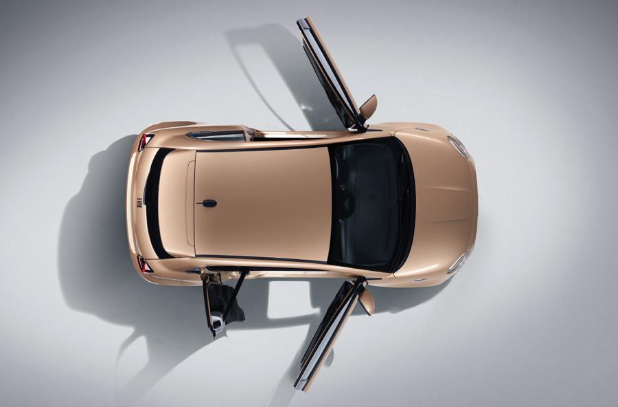 Nuova Fiat 500 trepiuno