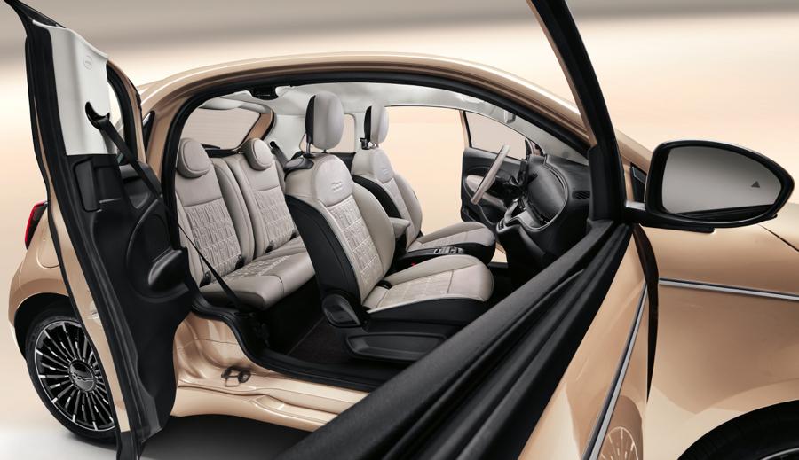 Prezzo di Nuova Fiat 500 3+1