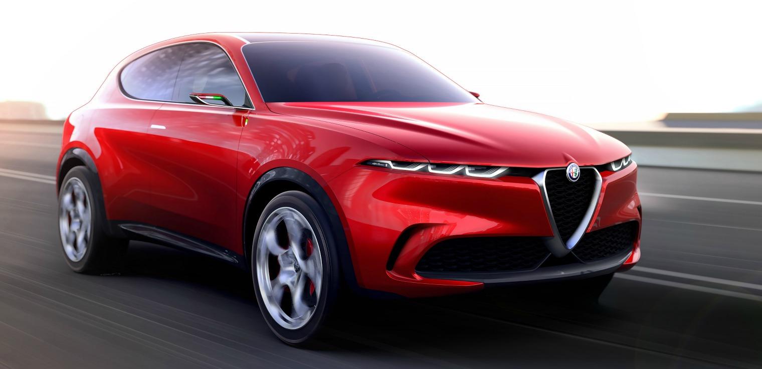 Motore ibrido nuova Alfa Romeo Tonale