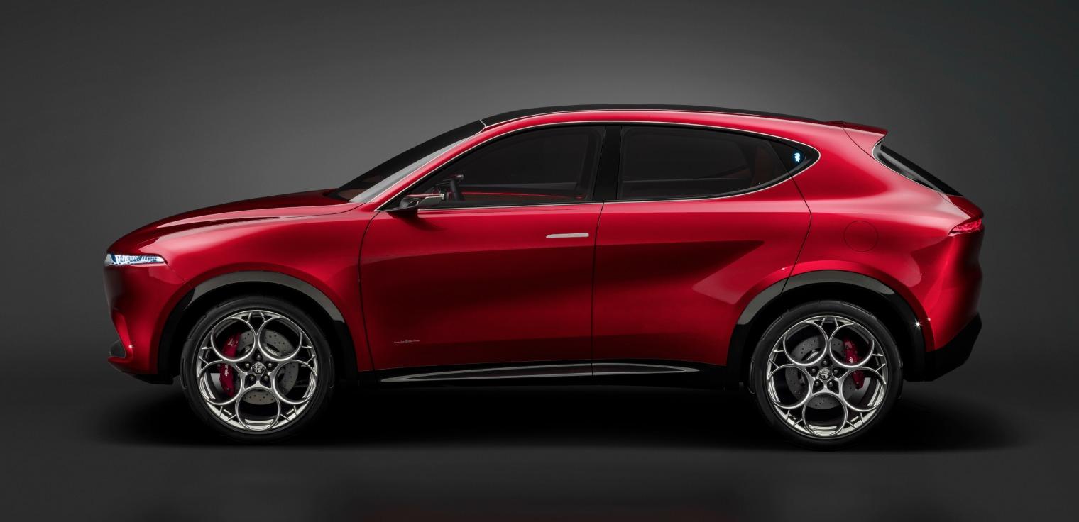 Prezzi nuova Alfa Romeo Tonale 2020