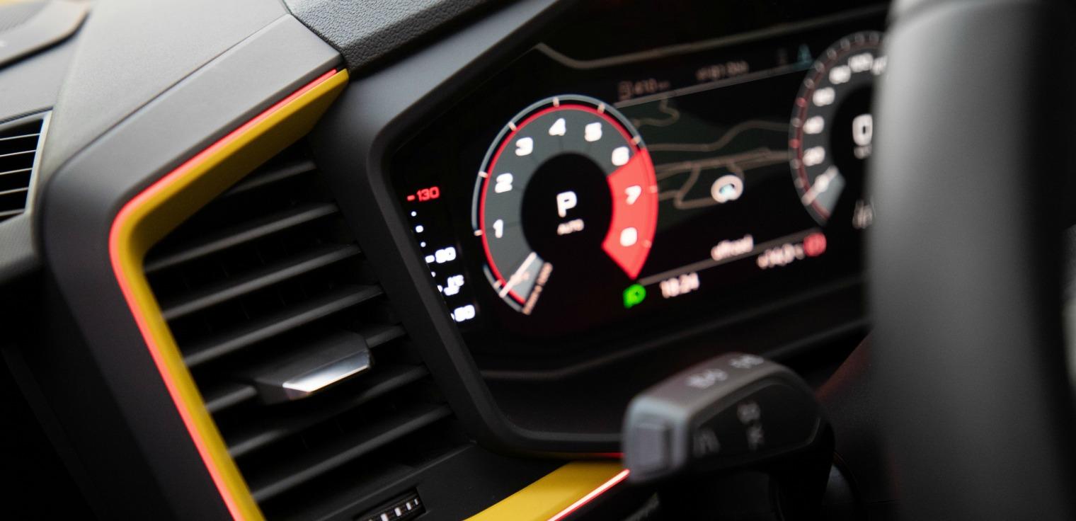 Dna digitale nuova Audi A1 Sportback