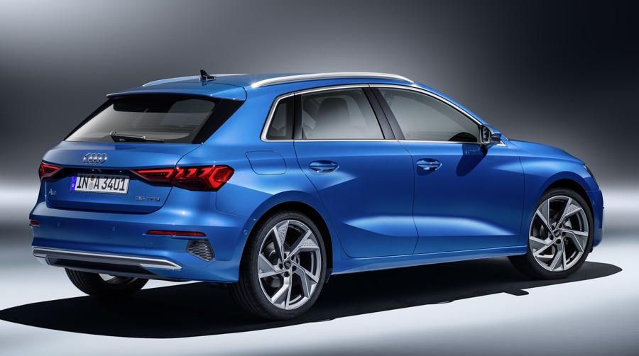 Adas di Nuova Audi A3 2020