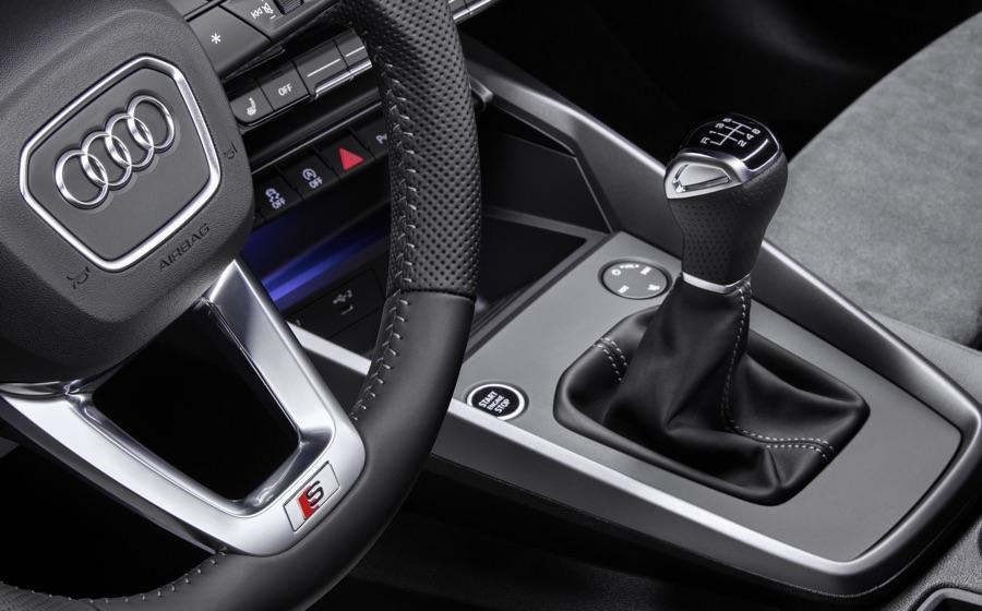Cambio S Tronic su Nuova Audi A3 2020