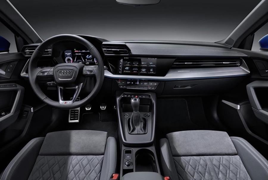 Infotainment di Nuova Audi A3 2020