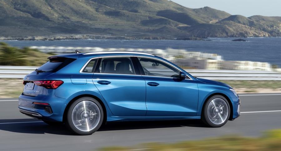 Nuova Audi A3 2020 1.5 TFSI
