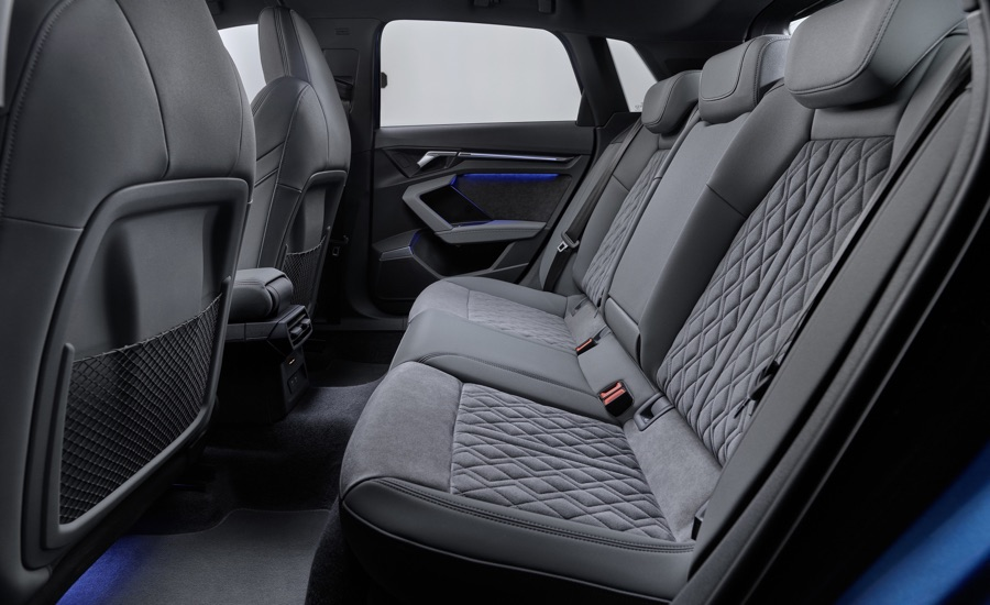 Uscita di Nuova Audi A3 2020