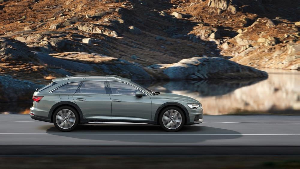 Caratteristiche di Nuova Audi A6 Allroad