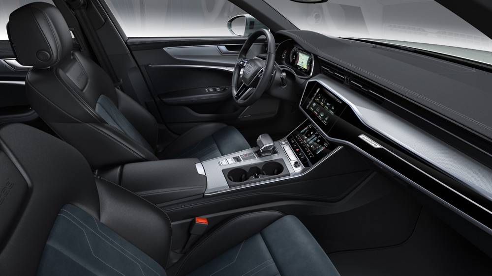 Infotainment di Nuova Audi A6 Allroad