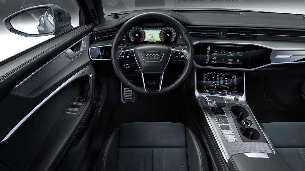 Interni di Nuova Audi A6 Allroad