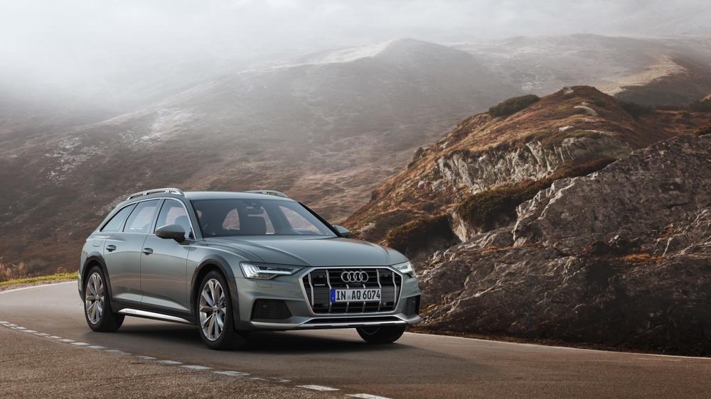 Motori di Nuova Audi A6 Allroad
