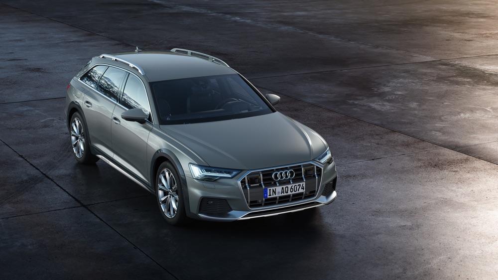 Prestazioni di Nuova Audi A6 Allroad