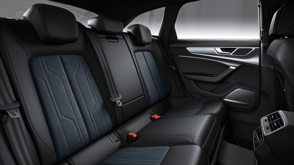 Sedili di Nuova Audi A6 Allroad