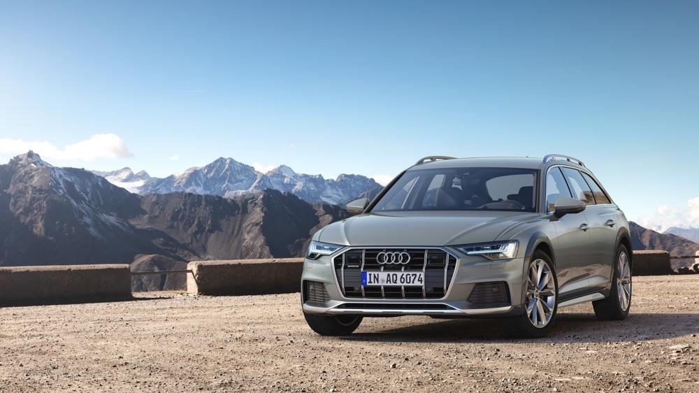 Uscita di Nuova Audi A6 Allroad