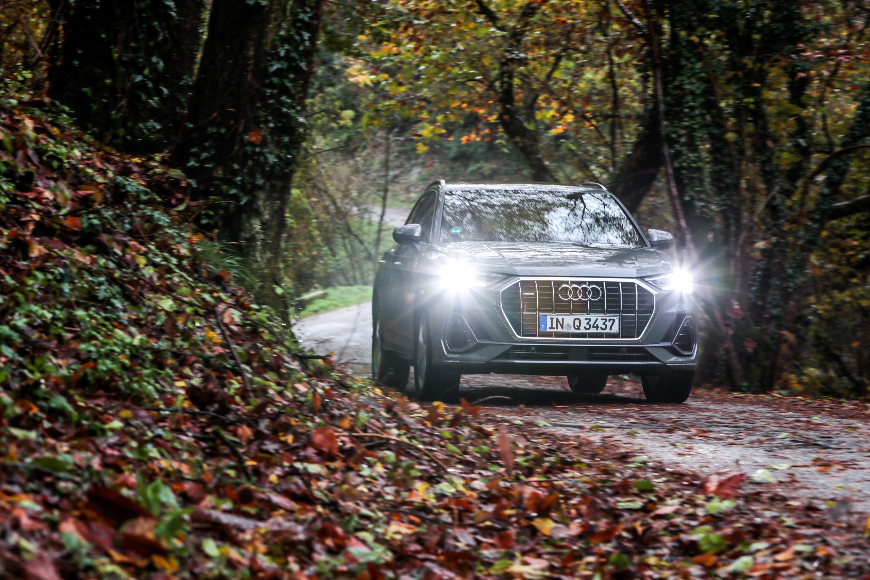Adas nuova Audi Q3