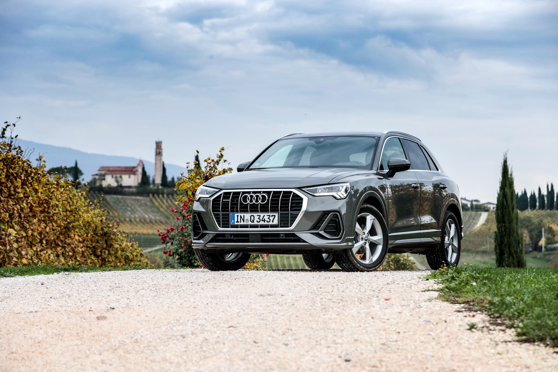 Allestimenti nuova Audi Q3