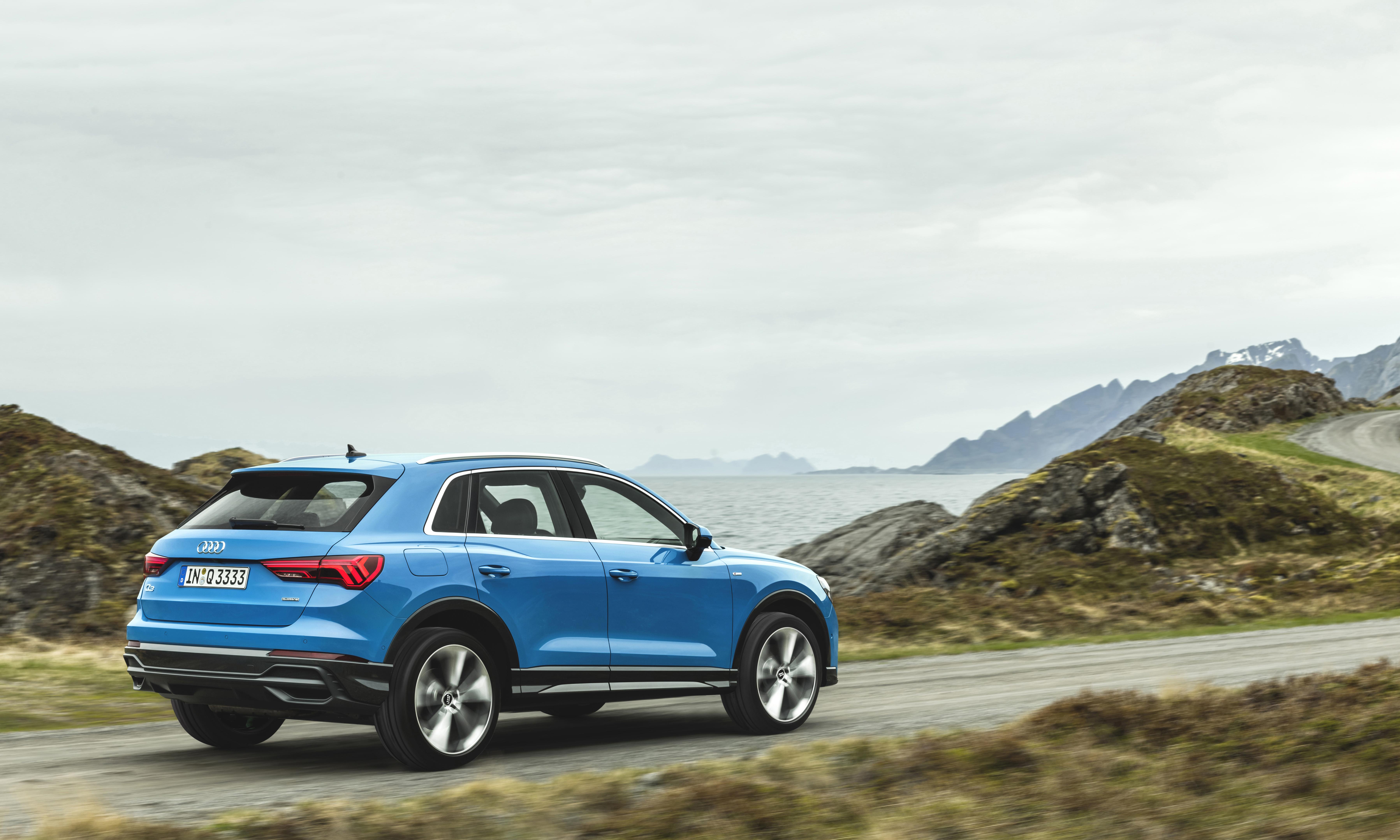 Nuova Audi Q3 flotte aziendali