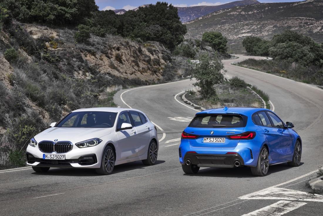 Caratteristiche di Nuova BMW Serie 1