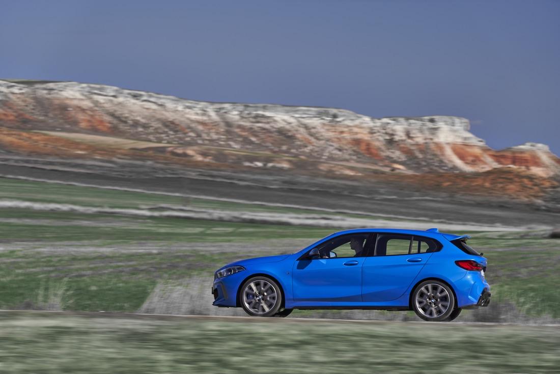 Dimensioni di Nuova BMW Serie 1