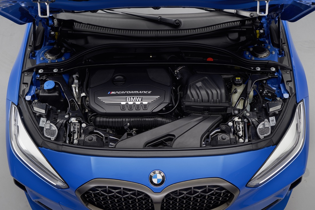 Motori di Nuova BMW Serie 1