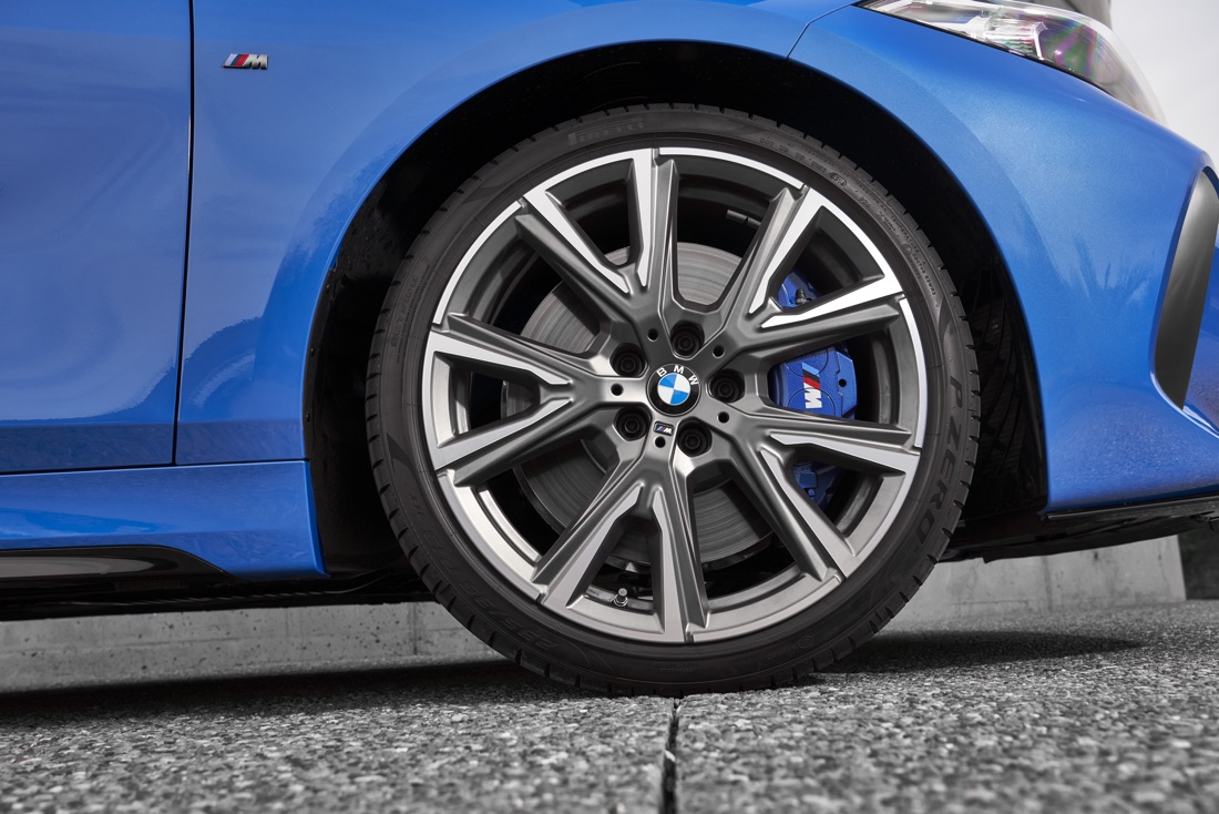 Nuova BMW Serie 1 M Sport