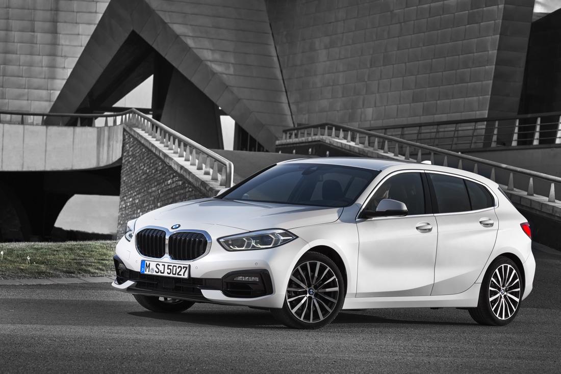 Scheda tecnica di Nuova BMW Serie 1