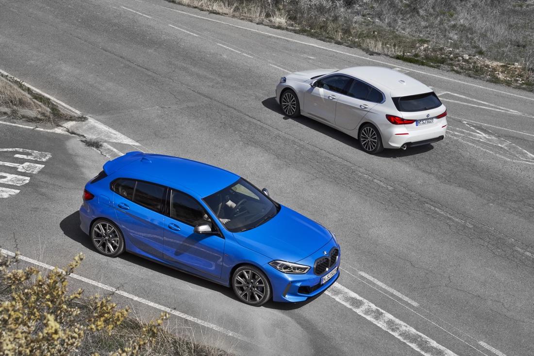 Versioni di Nuova BMW Serie 1