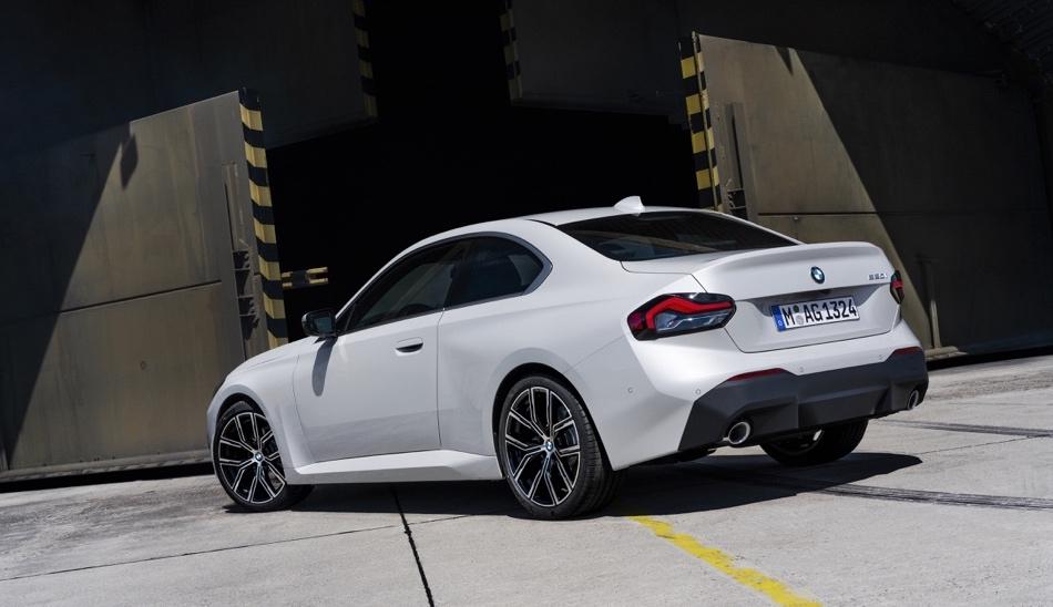 Adas di Nuova BMW Serie 2 Coupe