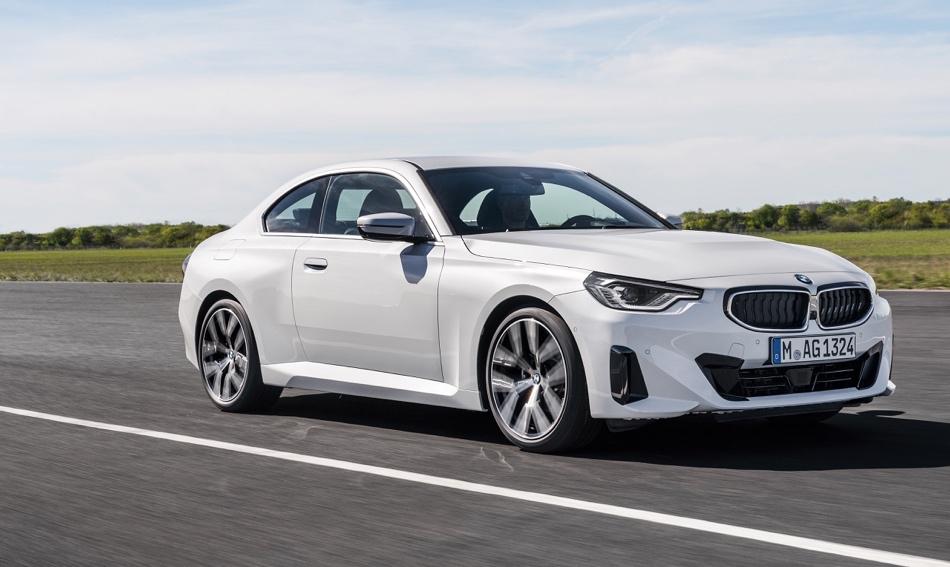 Motori di Nuova BMW Serie 2 Coupe