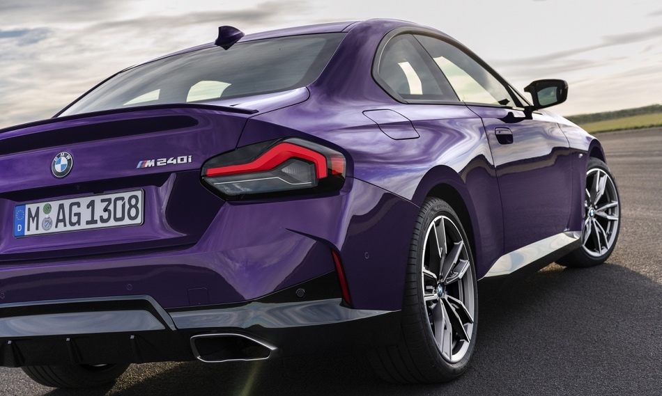 Nuova BMW Serie 2 Coupe M Sport
