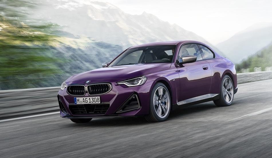 Nuova BMW Serie 2 Coupe M240i