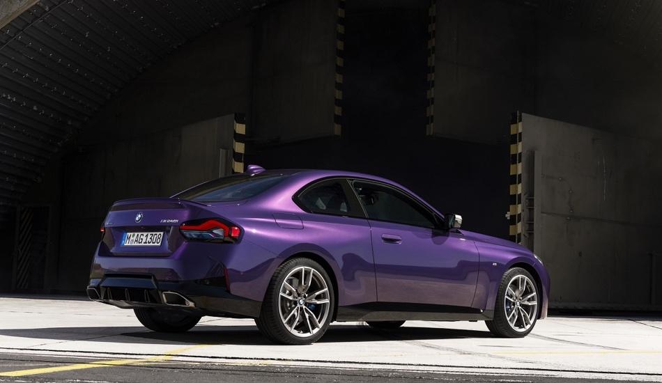assetto di Nuova BMW Serie 2 Coupe