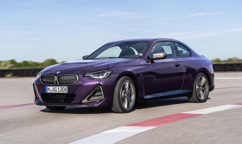 prestazioni di Nuova BMW Serie 2 Coupe
