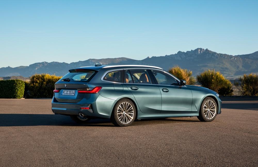 ADAS di Nuova BMW Serie 3 Touring