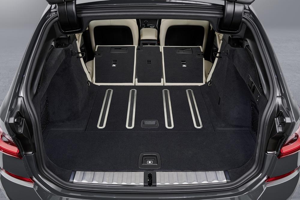 Binari di Nuova BMW Serie 3 Touring